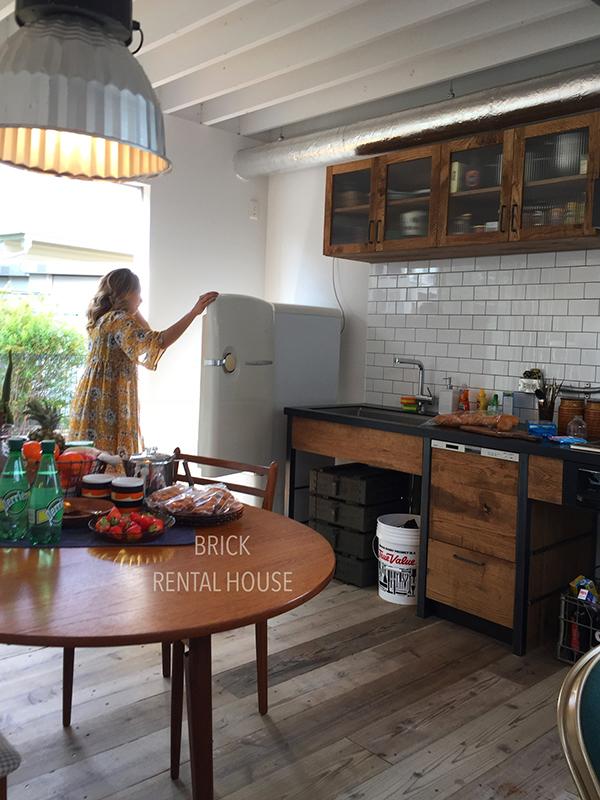 Design Sourceオリジナル建物 BRICK RENTAL HOUSE
